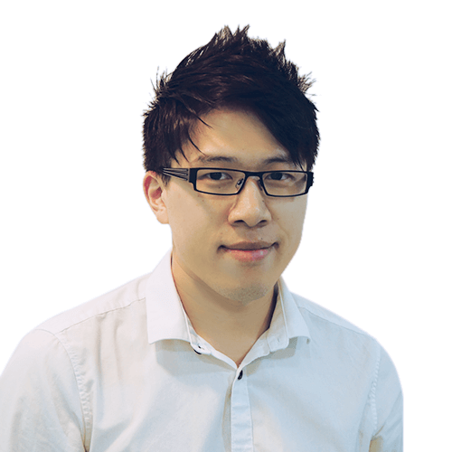 Michael Yeung, UK - Native English Teacher