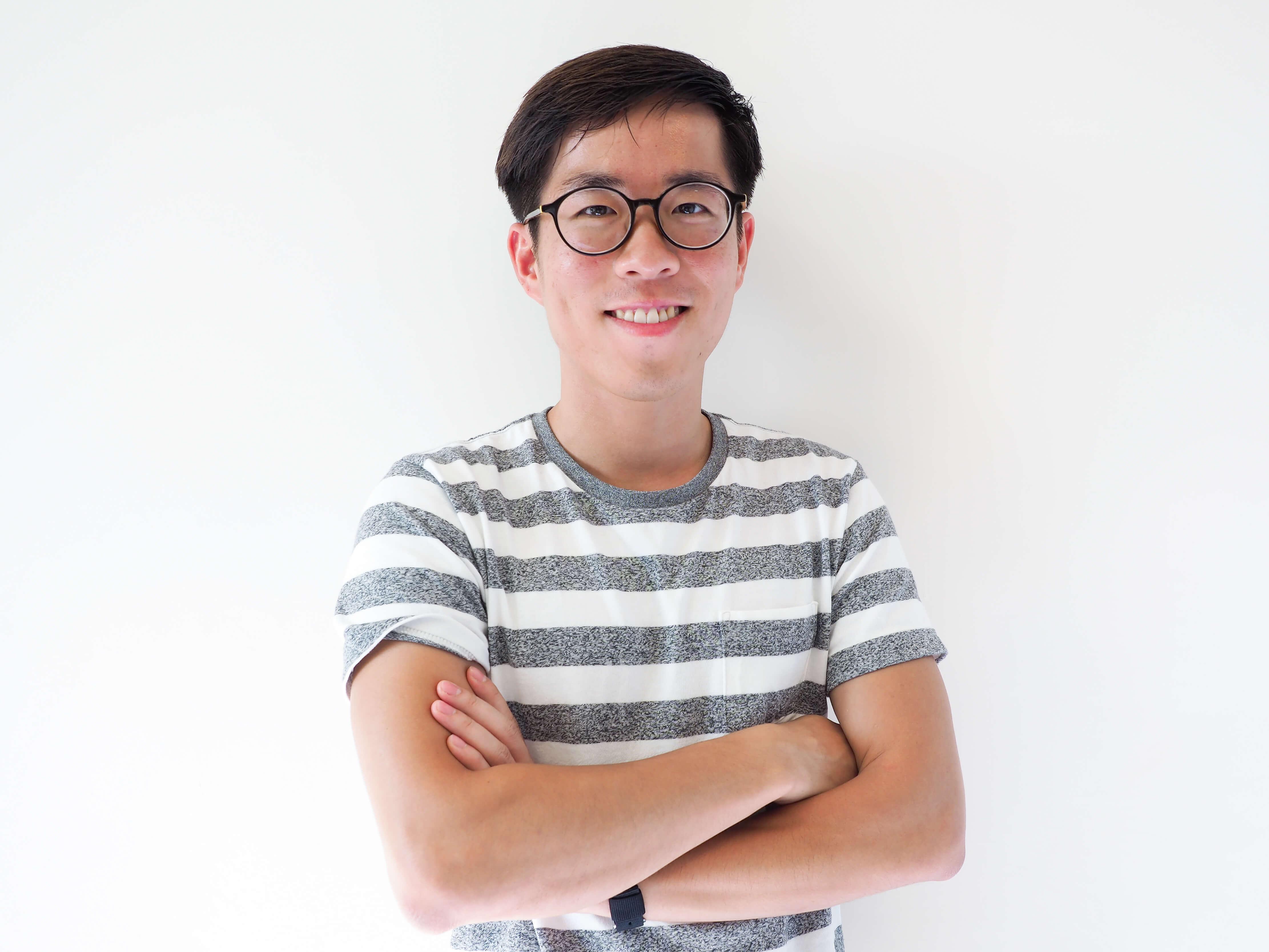 Patrick Ma, US - Native English Teacher